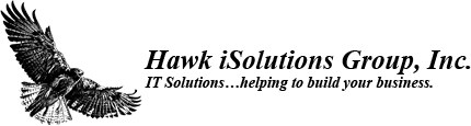 Hawk iSolutions Group, Inc. Logo